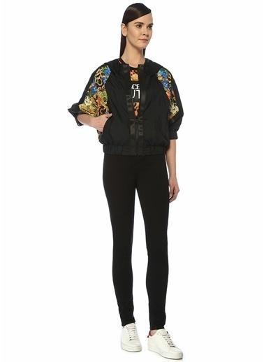 Versace Jeans Yağmurluk Siyah
